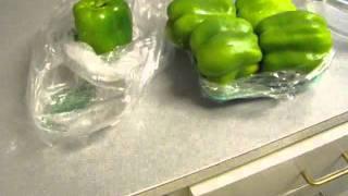 Cajun Stuffed Bell Peppers N Dirty Rice