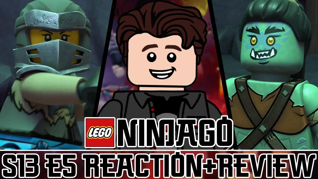 LEGO Ninjago Season 13 Episode 5 Reaction & Review ...
