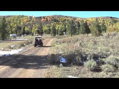 Aegis Air Spoiler - Solving the UTV Dust Problem