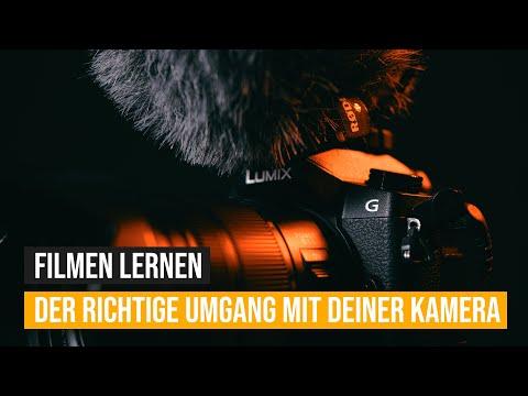 Filmen Lernen Für Anfänger - Der Richtige Umgang Mit Deiner Kamera 4K | ToReview