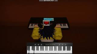 i'll keep you safe - Sagun (ROBLOX PIANO)(SHEETS IN DESCRIPTION)