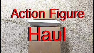Action Figure Haul & Unboxing #198 Action Figure Review Preview