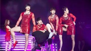 Kpop boy groups doing girl group dances 2 MP3