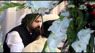 Sahibzada Peer Syed Faiz-Ul-Hassan Shah Sahib.(At Mehfil Milaad-e-Paak) Shakargarh.2011