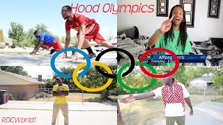 HOOD OLYMPICS
