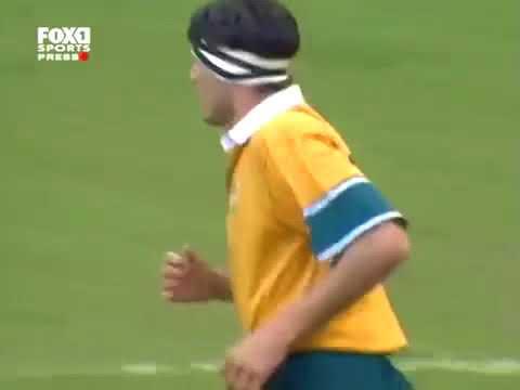 1999 Rugby World Cup Final  AUS v FRA   (Full Match)
