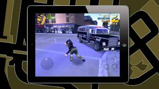 "Grand Theft Auto III ""10 Year Anniversary Edition"" Trailer"