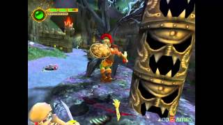 Maximo: Ghosts to Glory - Gameplay PS2 HD 720P