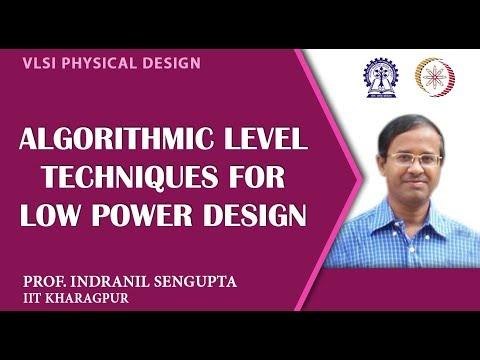 Algorithmic Level Techniques for Low Power Design