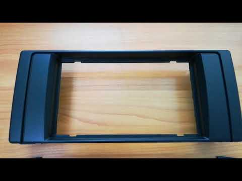 Переходная рамка INTRO RBW-X5 BMW-X 5 2DIN (крепеж)