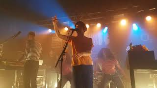The 1975 - TOOTIMETOOTIMETOOTIME @ The Garage for War Child 18.02.19