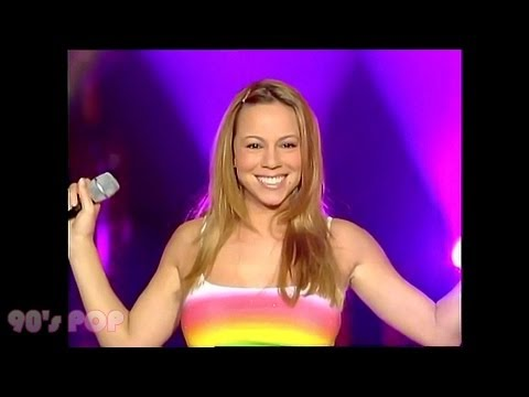 Mariah Carey - Heartbreaker (In France) [Tapis Rouge 21.11.1999]