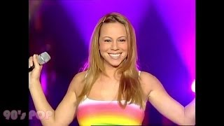 Mariah Carey - Heartbreaker (In France) [Tapis Rouge 21.11.1999]