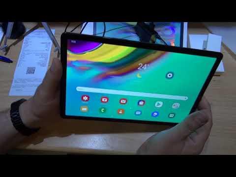 Онлайн Трейд ру Планшет Samsung Galaxy Tab S5e Код 1798401