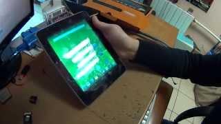 видео Сброс графического ключа на планшете с Андроидом