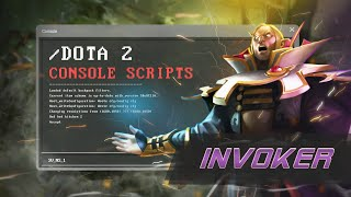 Dota 2 Scripts: Invoker / Скрипты на Инвокера