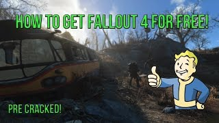Video How To Download And Install Fallout 4 For Free On PC! download MP3, 3GP, MP4, WEBM, AVI, FLV Juli 2018