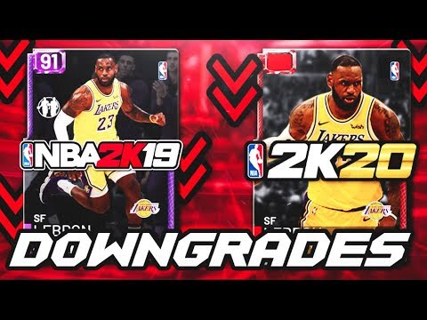THESE PLAYERS OVERALL WILL DECREASE IN NBA 2K20 MyTEAM!! | NBA 2K20 RATINGS  PREDICTIONS