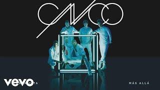 Cnco - Más Allá (cover Audio)