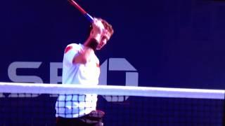 US Open 2013: Wawrinka Beats Murray