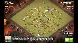 Clash of clans Clanwars Ser Giù VS Coc Freaks