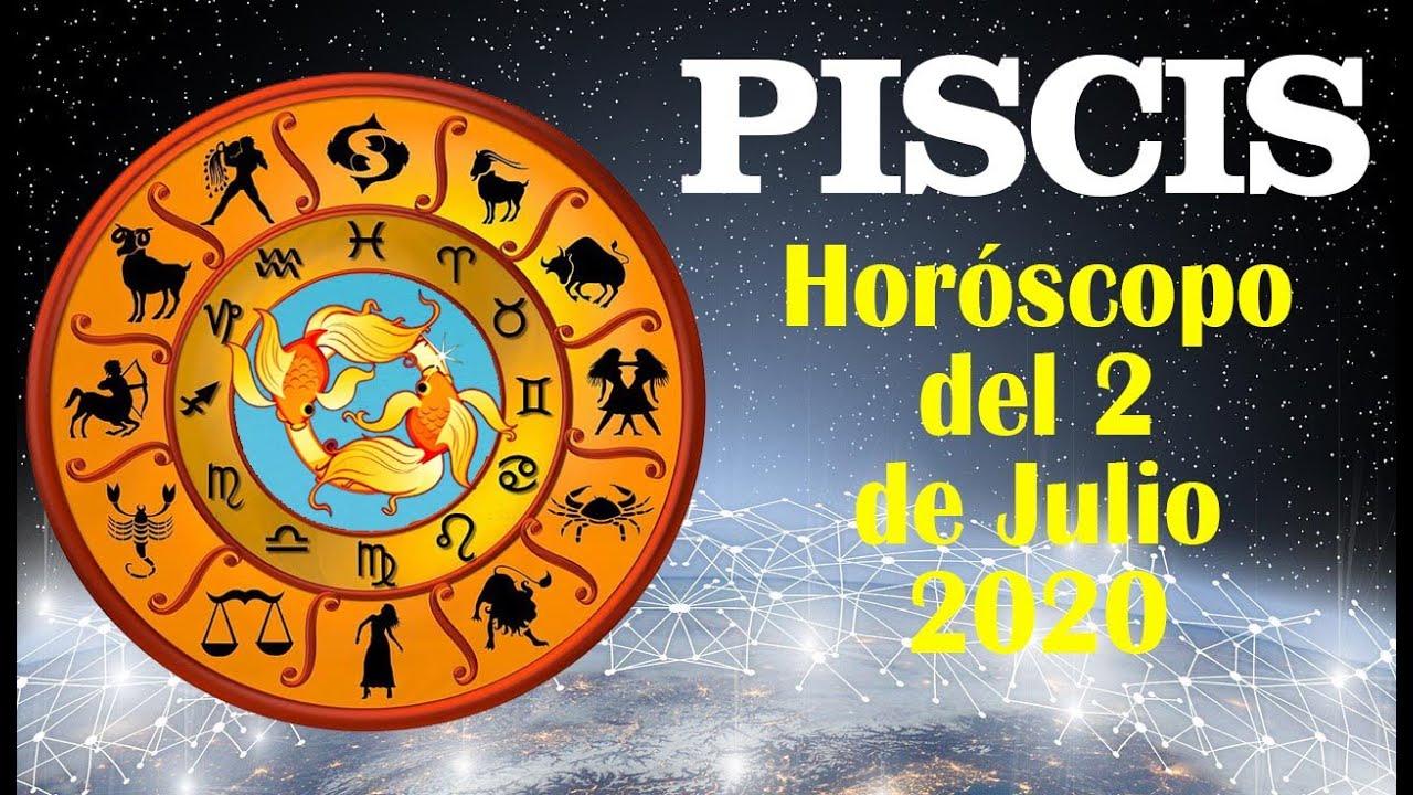 Horóscopo Piscis - 2 de julio de 2020 - El esfuerzo de un lado no es suficiente