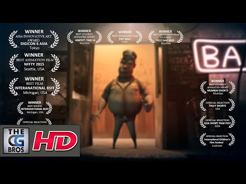 "CGI 3D Animated **Award Winning** Shorts: ""Magarwasi"" - by Magarwasi Team"