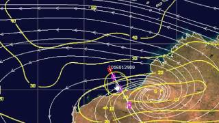 OZ CYCLONE CHASERS - TROPICAL CYCLONE STAN UPDATE JANUARY 29 2016