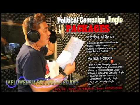 POLITICAL CAMPAIGN JINGLE - Many Choice Sampol!