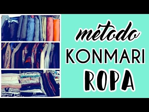 MÉTODO KONMARI · 1ª Categoría: ROPA | Christine Hug