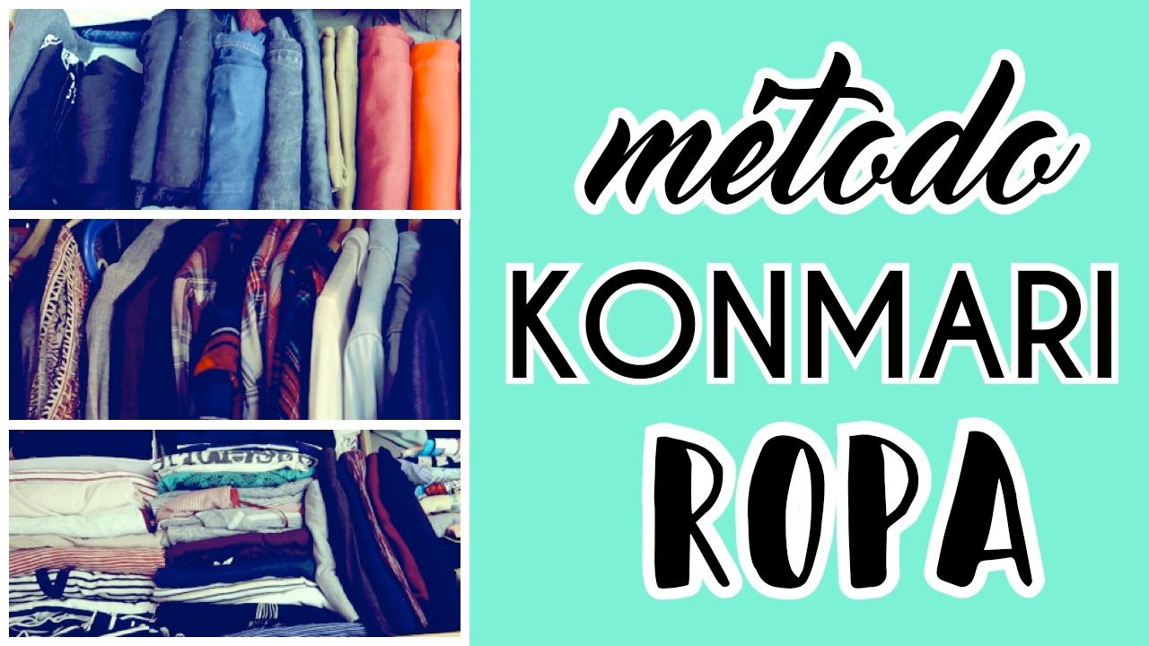 M todo konmari 1 categor a ropa christine hug youtube - Metodo konmari ropa ...