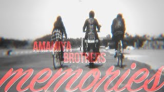 Amamiya Brothers - Memories