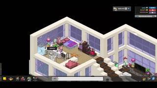 Habblet - Construção Relâmpago - Construindo um Apartamento - #03