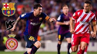 Barcelona vs girona 0-1 extended ...