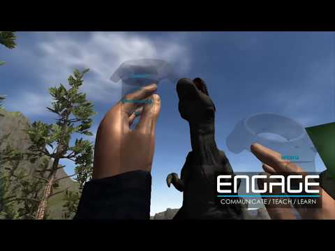 Engage Virtual Reality Education Platform