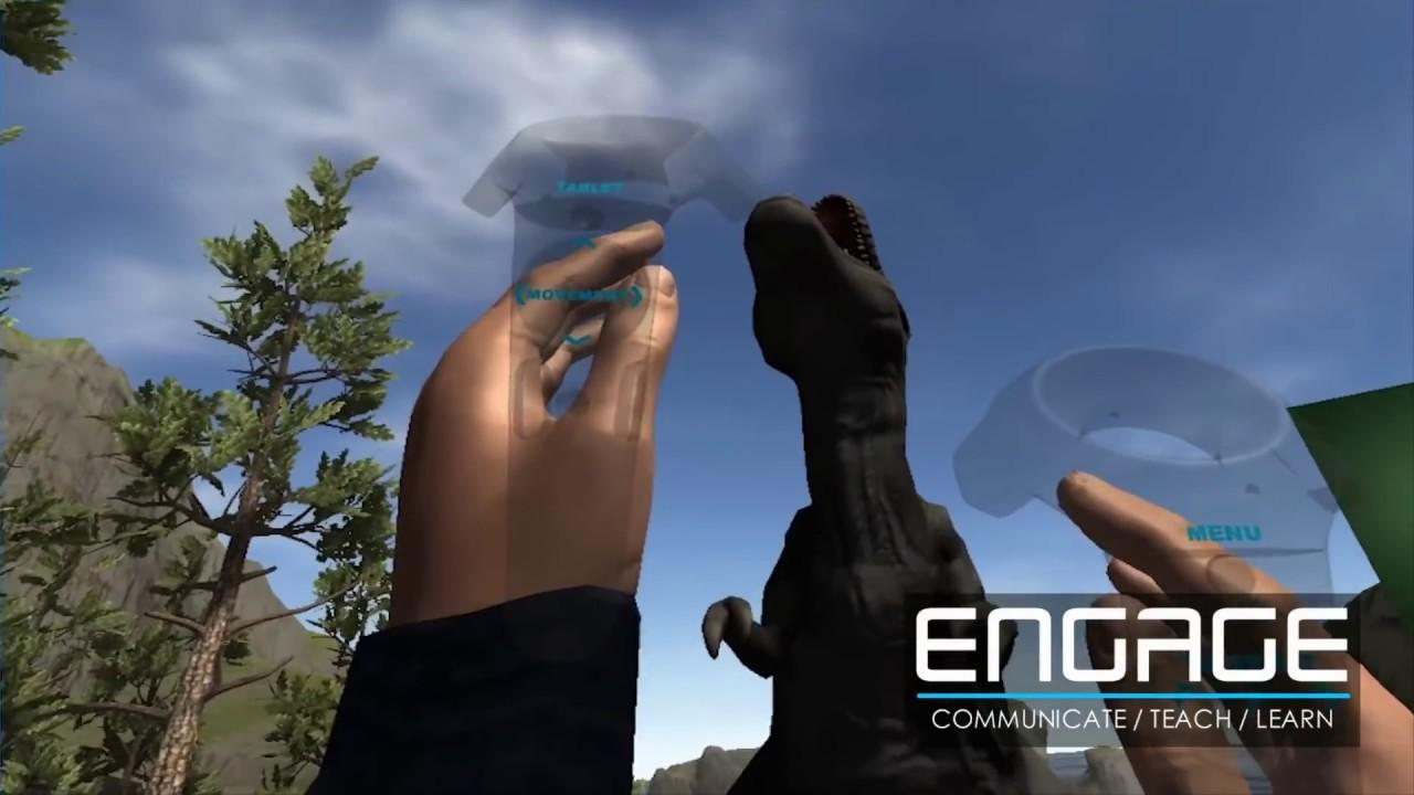 58ed3cbf2689 ENGAGE Virtual Reality Education Platform - YouTube