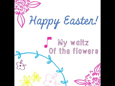 Ep:737 Happy Easter | Pizza Rev | My waltz of the flowers