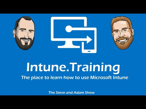 Off The Cuff - Managing EDU devices with Microsoft Intune - With Doug Wilson (I.T)
