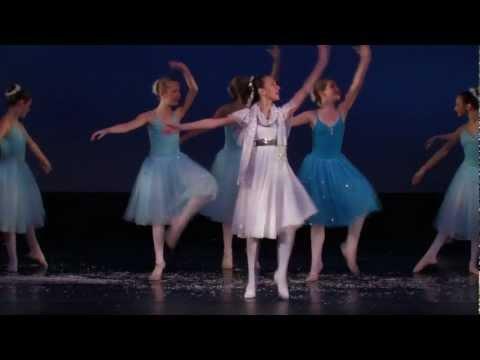 Steps of Faith 2011 Nativity Ballet - Christmastime