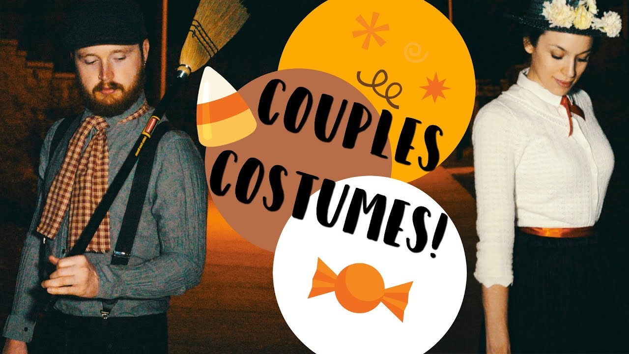 couples halloween costumes ideas funny homemade collab with lovemeg