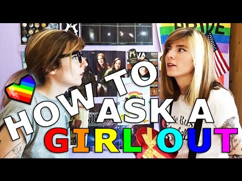 how to ask a girl out from online dating