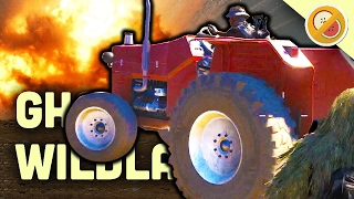 TACTICAL TRACTOR OPERATION!  - Tom Clancy's Ghost Recon: Wildlands (Funny Moments)