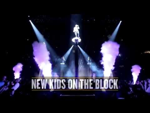 New Kids On The Block with TLC & Nelly – The Main Event