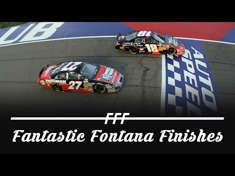 Fantastic Fontana Finishes