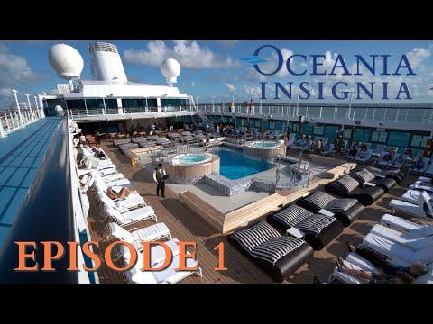 Ep.1 - Our 1st Oceania Cruise - Insignia - Western Caribbean   4K