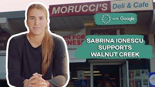 Sabrina Ionescu Knows The Best Deli In The Bay Area