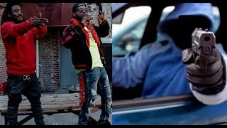 Jim Jones Blood Affiliate Mozzy Drop Location After Goon Banned Him From The Hood..DA PRODUCT DVD