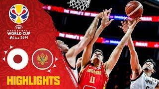 Japan v Montenegro - Highlights - FIBA Basketball World Cup 2019