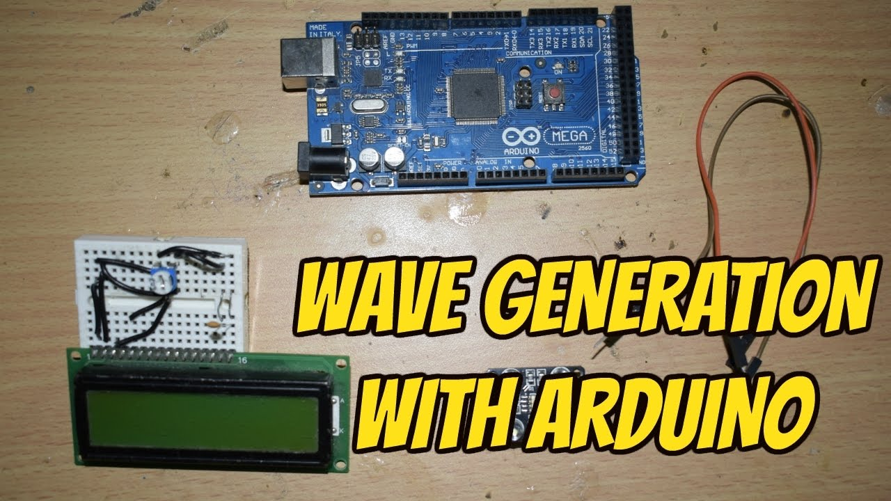 How to Generate Square Wave with Arduino | Wave Generation with Arduino