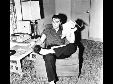 Elvis Presley - It Hurts Me / Suspicion